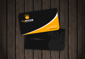 Monos Business Card