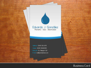 Business Card By Krugonn