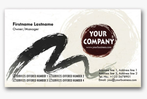 Personal Business Cards 15