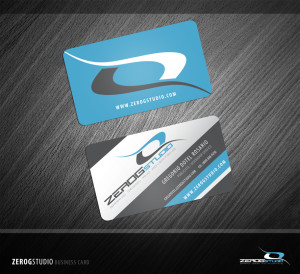 ZerogStudio Business Card