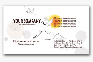 Personal Business Cards 16
