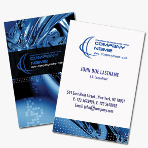Computer Business Card 3