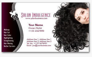 Salon Business Cards 2