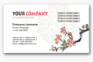 Personal Business Card 13