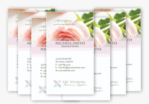 Wedding Business Card 3