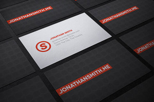 Business Card Mock Up Vol 1
