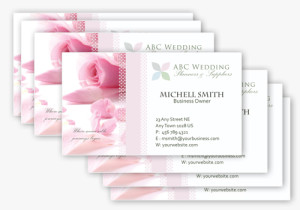 Wedding Business Card 2