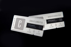 Unusual Business Card 4