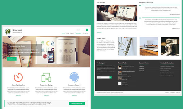 Spacious-big-wordpress-theme
