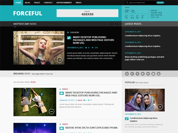 forceful-lite-wordpress-theme