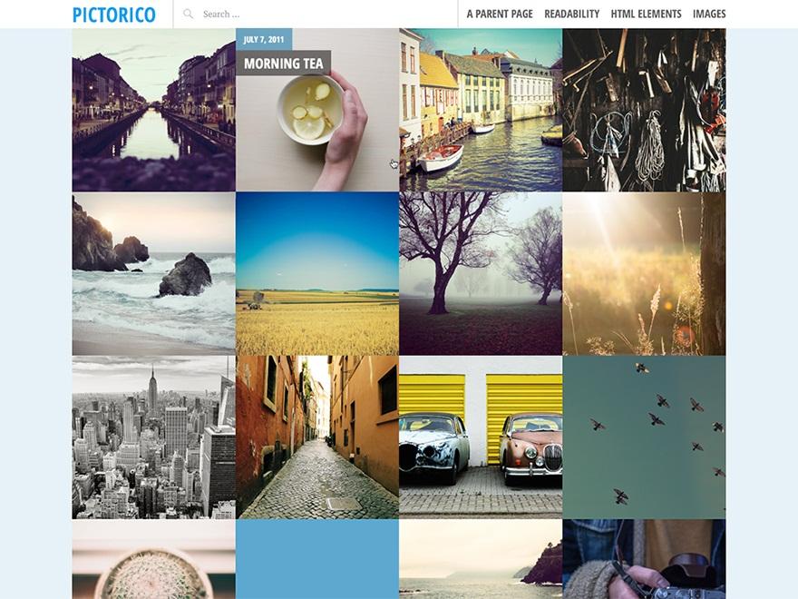 pictorico-wordpress-theme